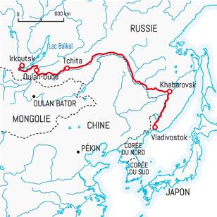 Voyage Transsiberien Voyage Lac Baikal 15 Jours