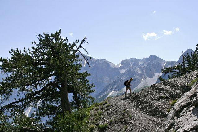 Voyage Le trek des Dolomites albanaises