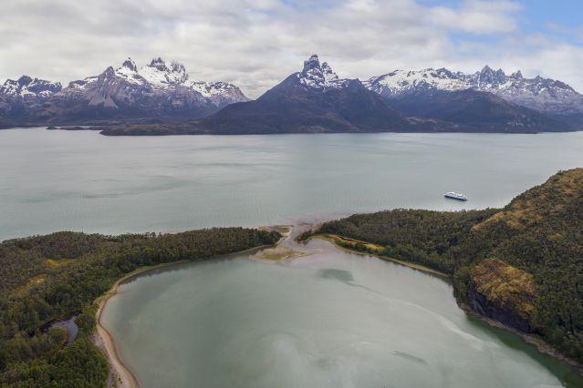 Voyage Entre Patagonie et cap Horn