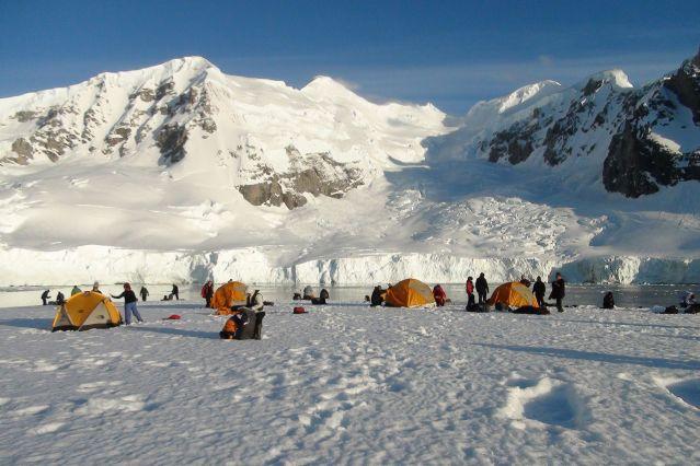 Voyage Multi-activités dans le grand continent blanc