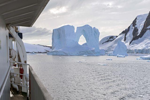Voyage Aux confins de l'Antarctique