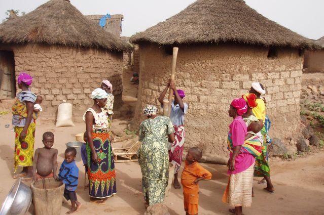 Voyage Randonnée en Pays kasséna et Pays lobi