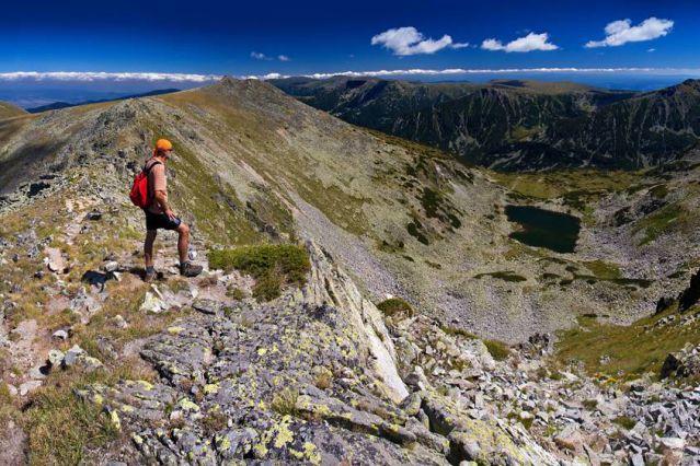 Voyage Du Rila au Pirin, crêtes et sommets de Bulgarie