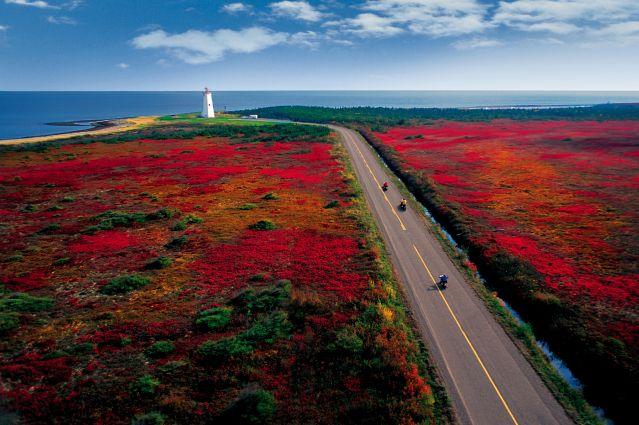 Voyage Nouveau-Brunswick et Gaspésie