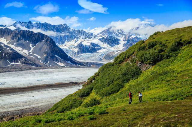 Voyage Du Yukon à l'Alaska