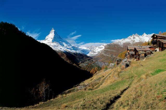Voyage Valais et panoramas du Cervin