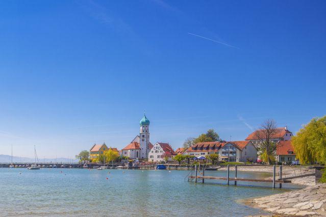 Voyage Les hauts plateaux du lac de Constance en VTT