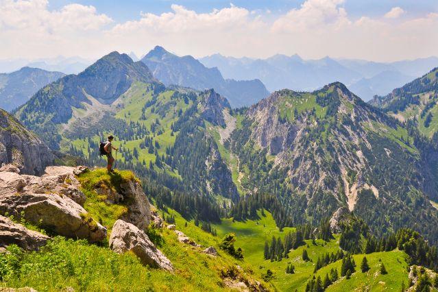 Voyage De Munich à Venise : Bavière, Tyrol, Dolomites