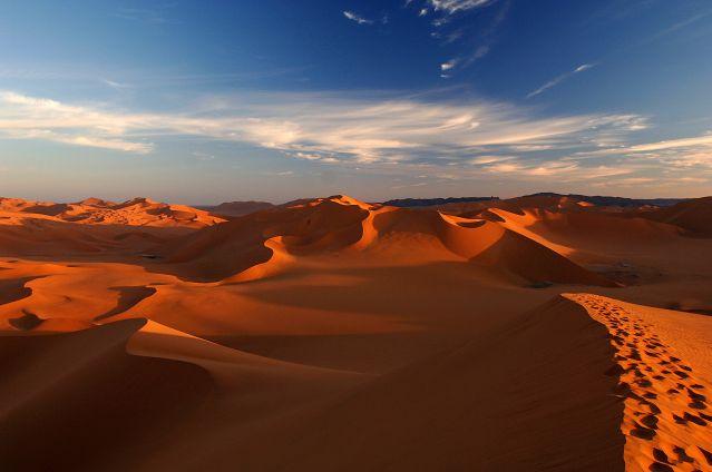 Voyage Les dunes de Mehedjebat