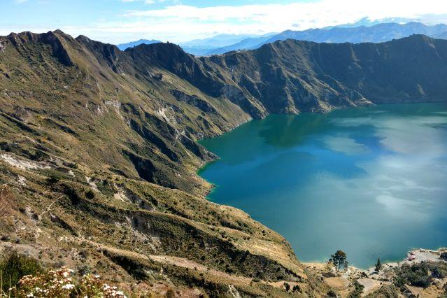 Voyage Dix volcans d'Equateur