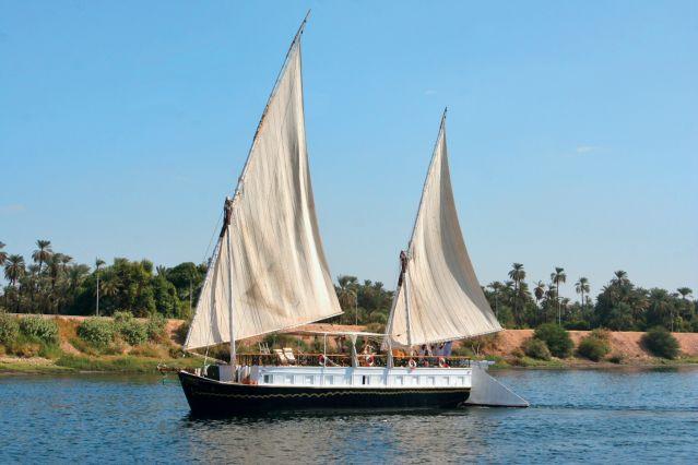 Voyage Sandal sur le Nil, l'aventure douce
