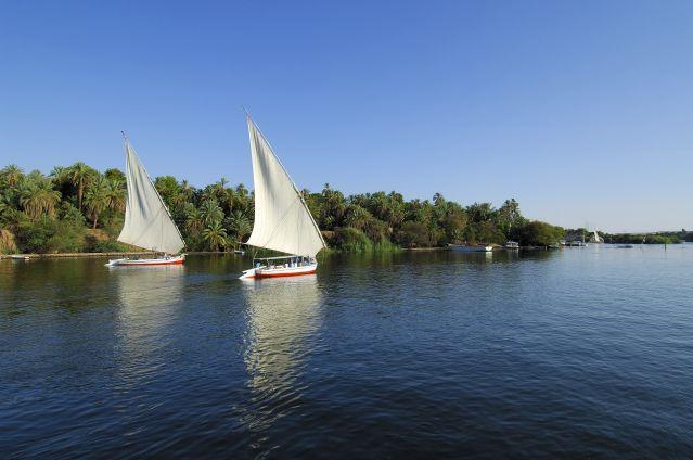 Voyage Le long du Nil en felouque