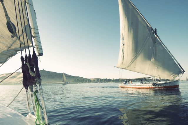 Voyage Randonnée le long du Nil
