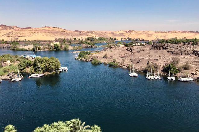 Voyage Lumières d'Egypte