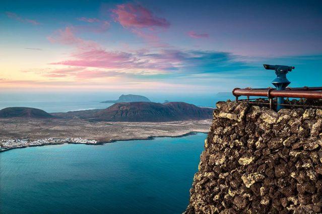 Voyage Lanzarote, l'île aux trois cents volcans