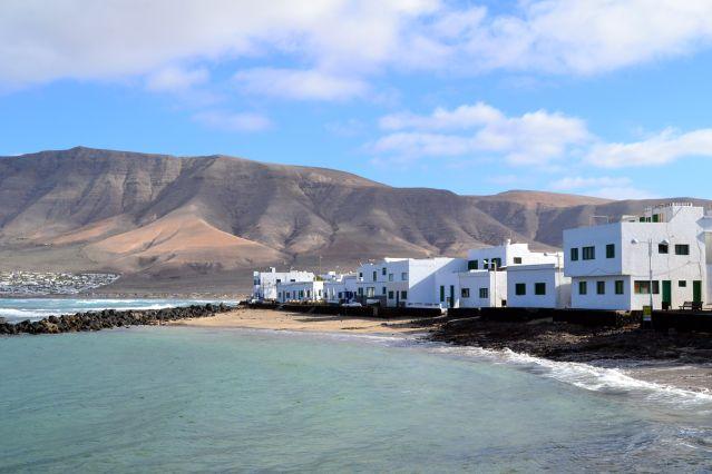 Voyage De Lanzarote à La Graciosa
