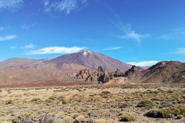 Voyage Tenerife par les sommets