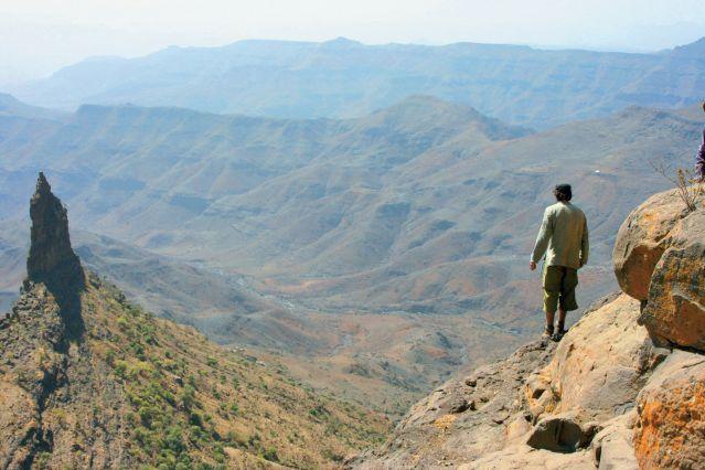 Voyage Grand Trek d'Abyssinie : du Simien à Lalibela