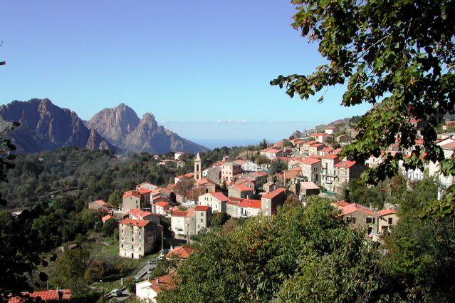 Evisa - Corse - France