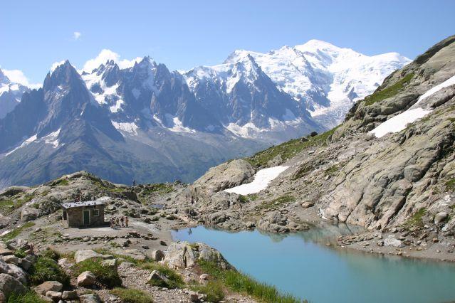 Voyage Le tour du Mont-Blanc intégral en liberté