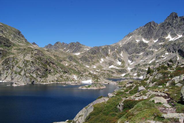 Voyage Les lacs d'altitude d'Andorre