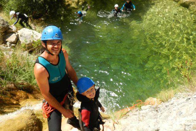 Vallée de la Roya, paradis de l'eau vive