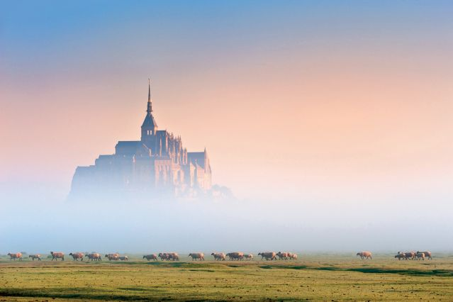Le Mont Saint-Michel - France