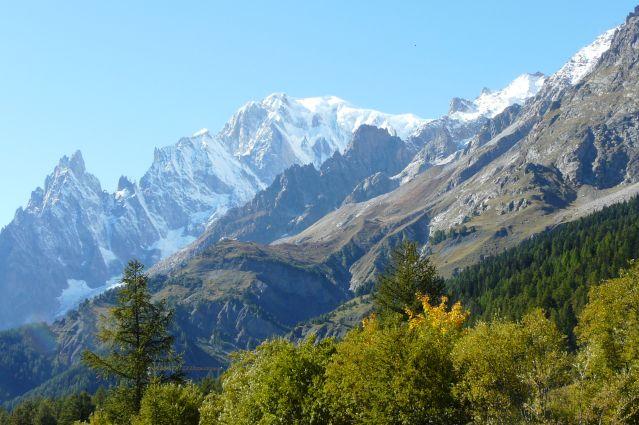 Voyage Le tour du Mont-Blanc en liberté