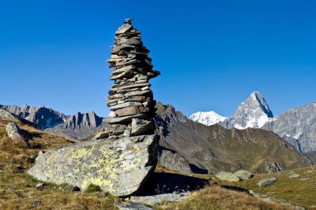 Voyage Le tour du Mont-Blanc confort (7 étapes)