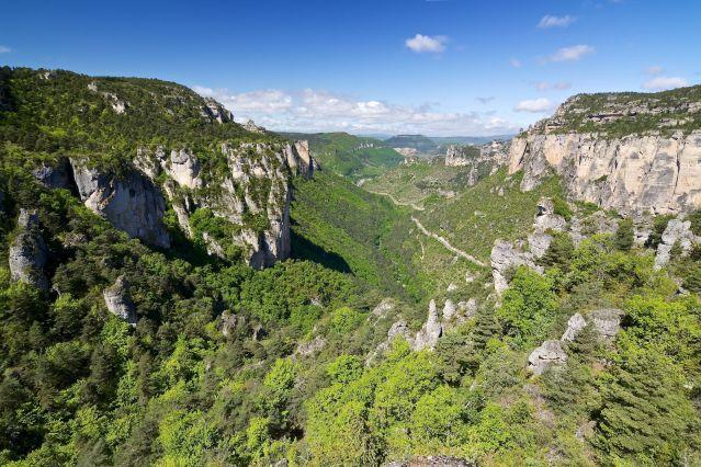 Voyage Gorges du Tarn et de la Jonte