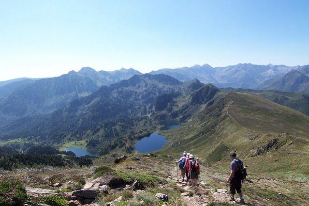 Voyage Traversée des Pyrénées catalanes (GTP étape 4)