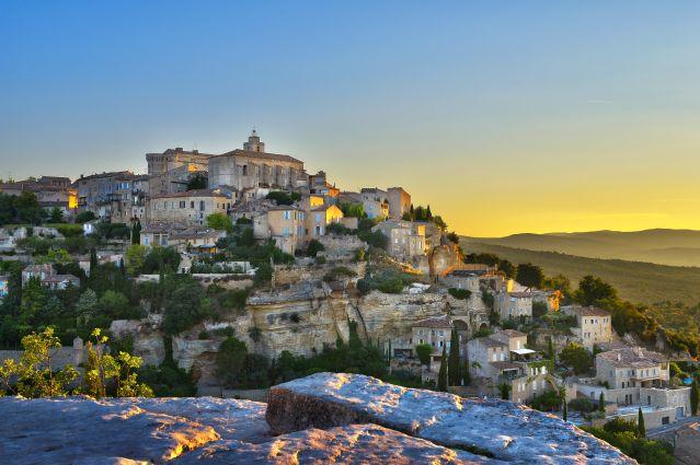 Voyage Luberon et colorado provençal