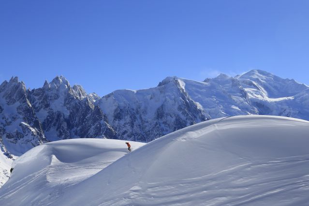 Voyage Ski de rando sur les glaciers de Chamonix