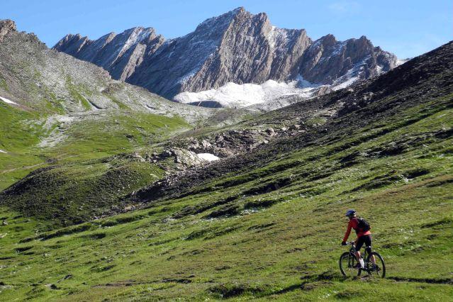 VTT - Queyras - Alpes du Sud - France