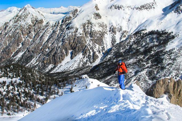 Voyage Initiation ski de randonnée au col d'Izoard