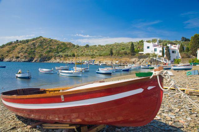 La côte catalane de Collioure à Cadaqués