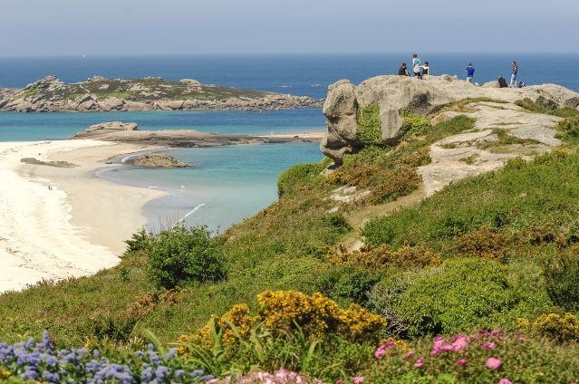 Voyage Les côtes du Goélo et Granit Rose