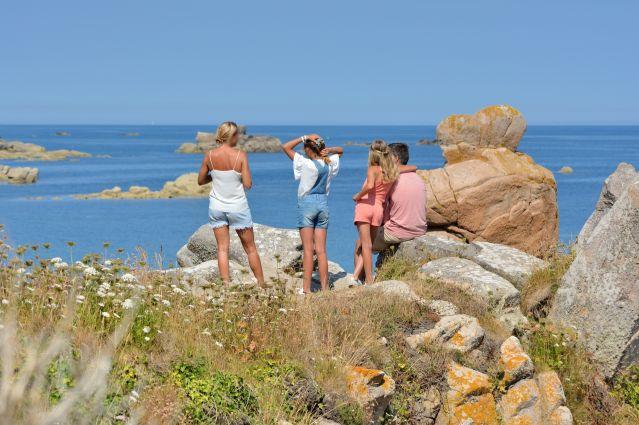 Voyage La presqu'île de Crozon en famille