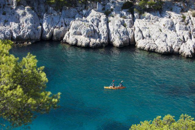 Voyage Des Calanques et des Îles en kayak de mer