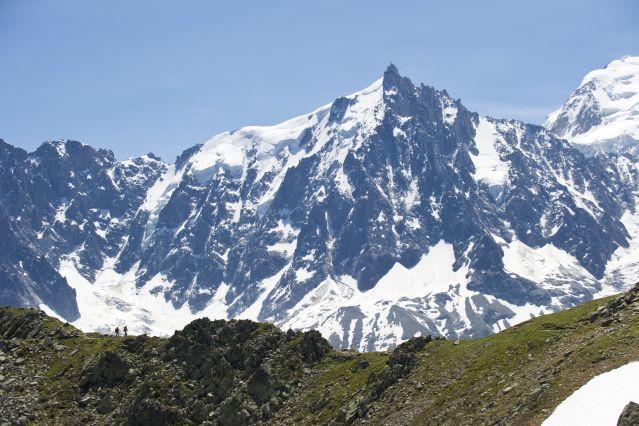 Voyage Le tour du Mont-Blanc (7 étapes)