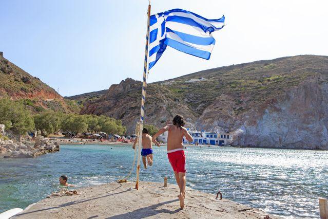 Milos - Îles Égéennes - Cyclades - Grèce