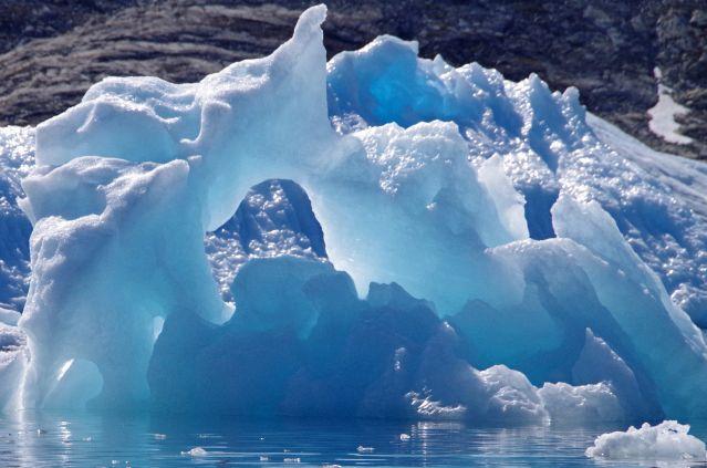 Voyage Icebergs et aurores boréales dans l'objectif