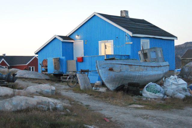 Voyage Navigation en baie de Disko