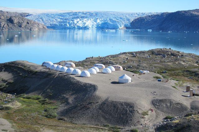 Voyage Randonnée entre toundra, glaciers et icebergs