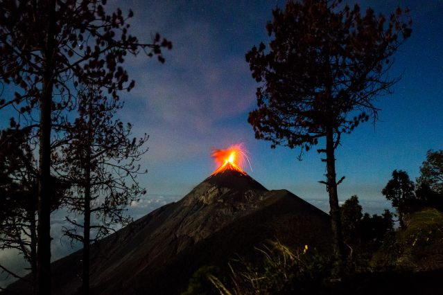 Voyage Volcans sacrés et rencontres indiennes
