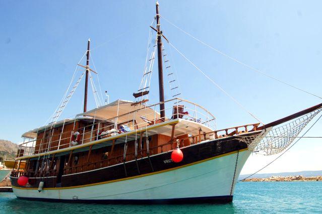 Navigation en mer Adriatique - Croatie