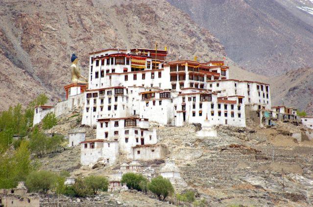 Voyage Ladakh en hiver, le festival de Likir