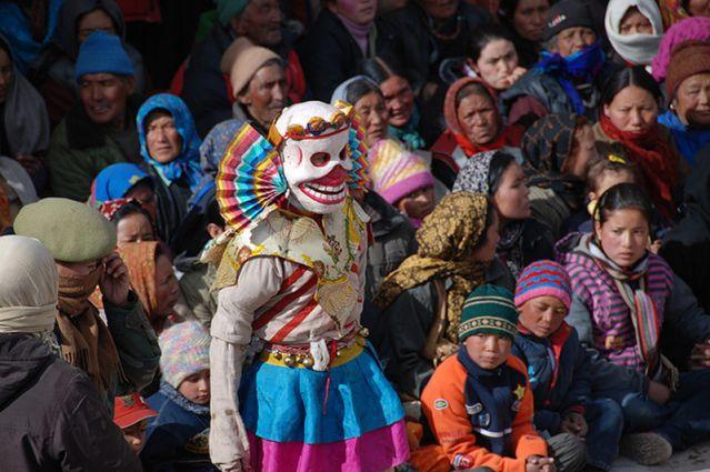 Voyage Ladakh en hiver, festivals de Stok et Matho