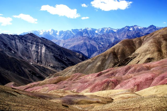 Voyage De la vallée de Sham à la vallée de la Nubra