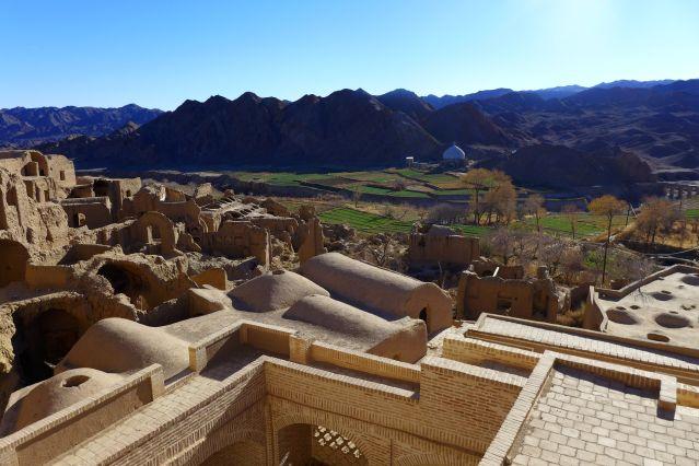 Voyage Villes perses et désert du Dasht-e Kavir